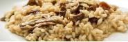 Rice, risotto, polenta, couscous