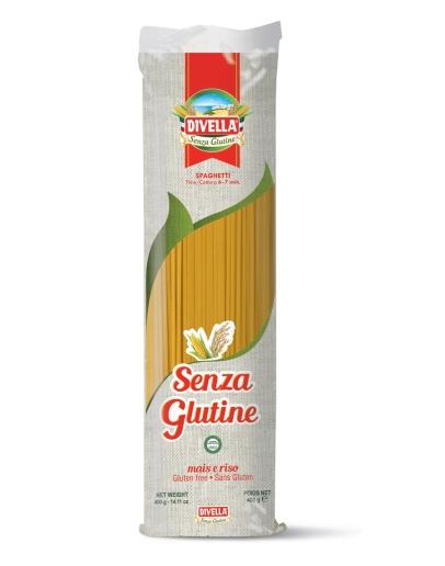 Gluten-free Spaghetti 400g - kukurica/ryža