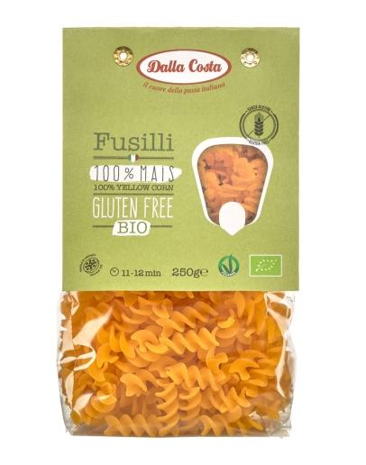Gluten Free Fusilli Mais 250g