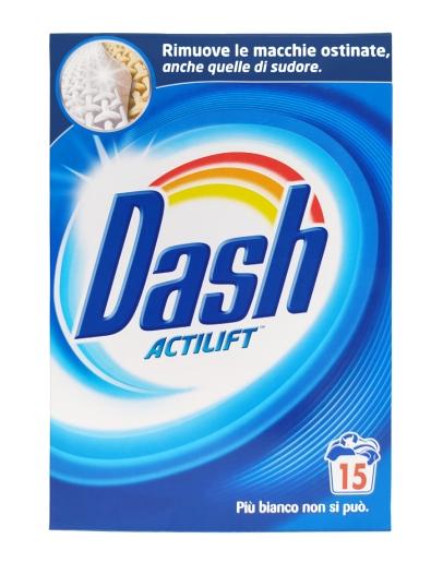 DASH Regolare Polvere 15MIS