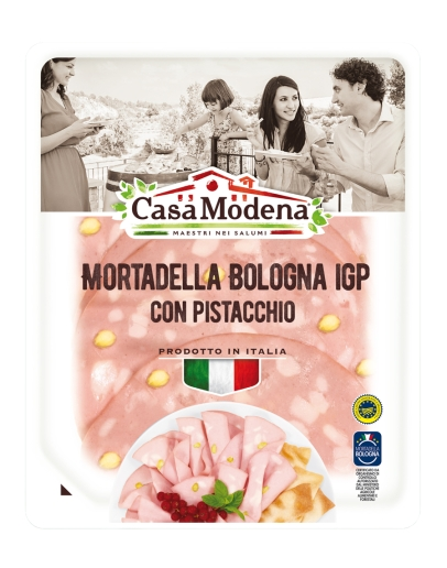 Mortadella Bologna IGP s pistáciami 125g