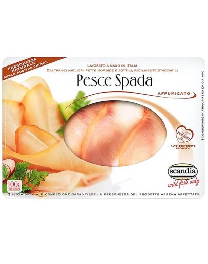 Pesce Spada affumicato 100g