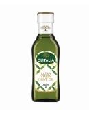 Olio di oliva Extra vergine 250ml + Aceto balsamico 250ml in a stand