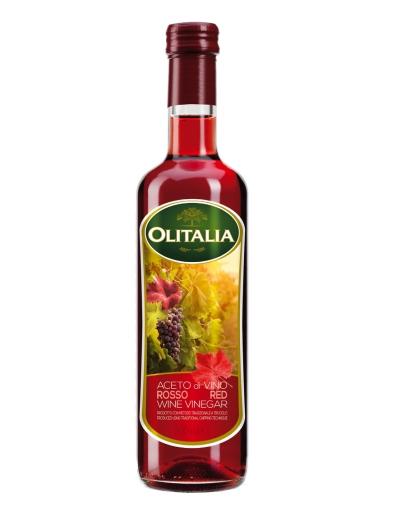 Aceto di vino Rosso 500ml