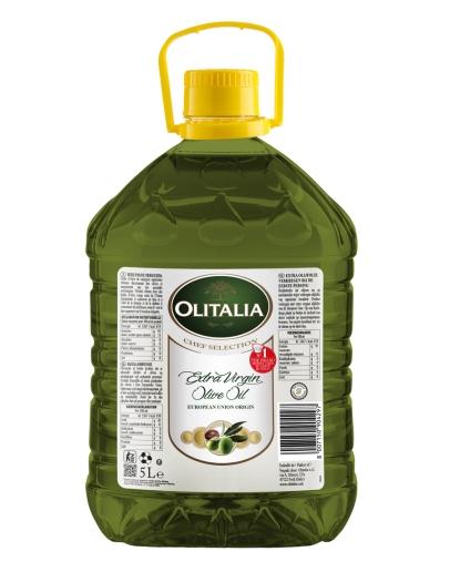 Olio di oliva Extra Vergine 5L