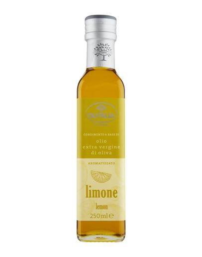 Olio di oliva extra vergine al Limone 250ml
