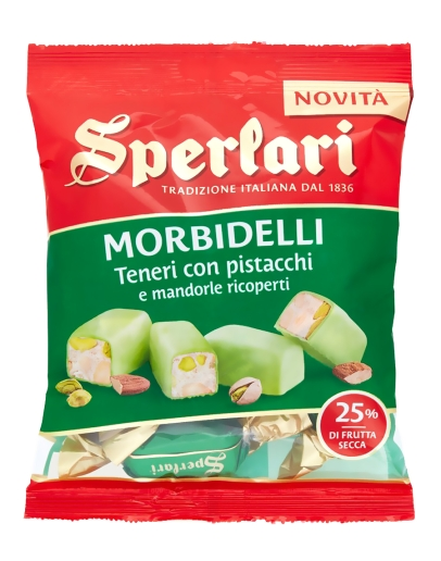 MORBIDELLI con pistacchio 117g