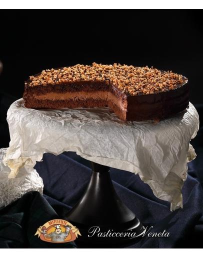 Torta Sacher veneziano 1050g