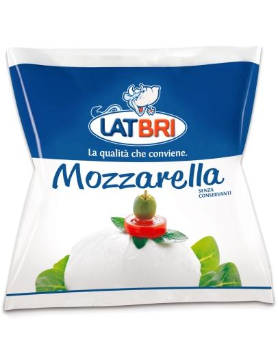 Mozzarella 100g LAT BRI