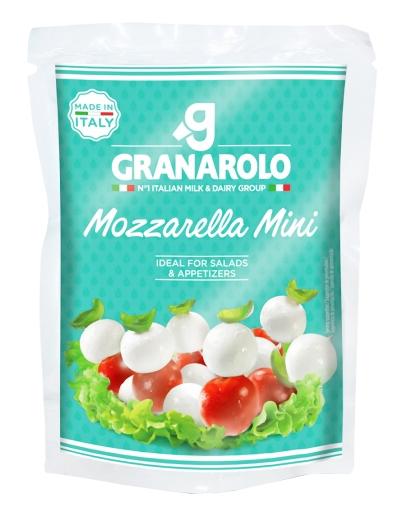 Mozzarella mini 125g