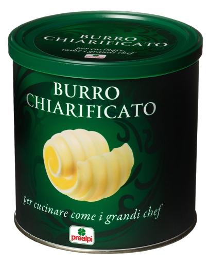 Burro Chiarificato 500g