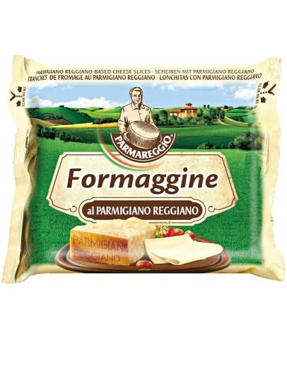 Formaggine - plátky taveného syra 150g Parmareggio