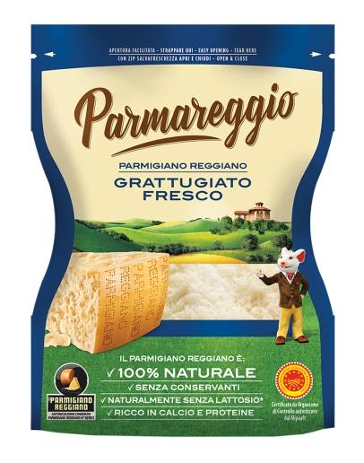 Parmigiano Reggiano 60g strúhaný Parmareggio