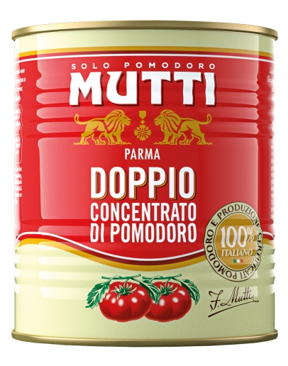 Doppio concentrato 880g - dvojitý paradajkový koncentrát